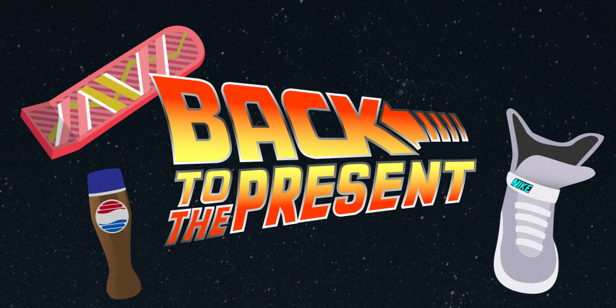 Back To The Present